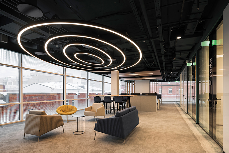 Office Fitout, Moscow, Russia
