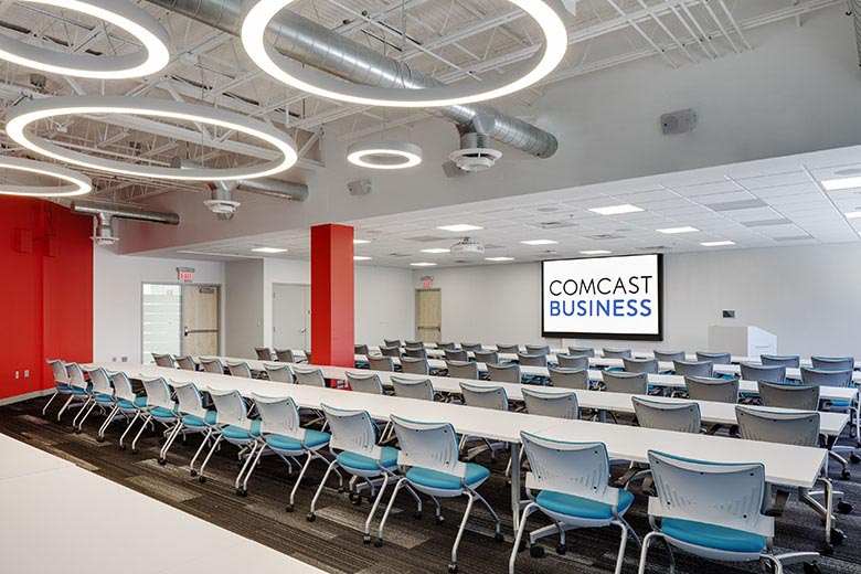 Comcast, Boston, USA
