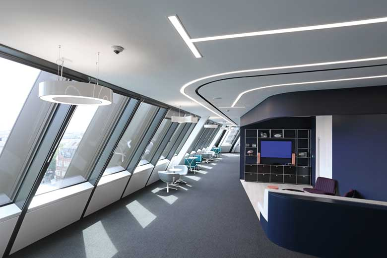 Office Fitout, London, UK